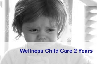 well child 2 years old